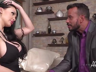 Aletta Ocean takes it in the butt - alettAOceanLive