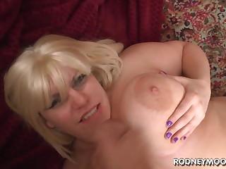 Blonde BBW Tiffany Blake Big Fat Titties POV
