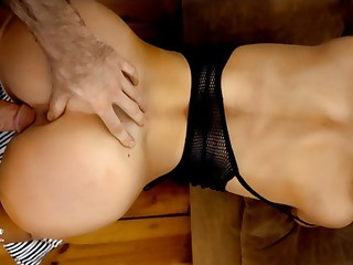 Lilliputian Blond Hair Girl Hair Lady Deep Throat increased by RUMP BANGING Big Starring role Stick at Home - Amateurs Porn LeoLulu