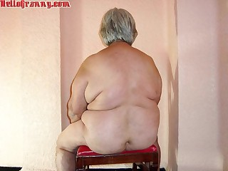 HelloGrannY Assemblage Latinas for Ache Time