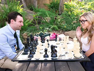 Bandeau chess session