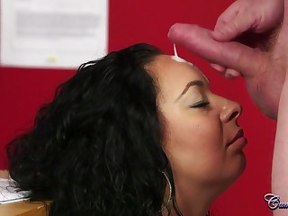 Chunky Restrain Redbone Mom (big Hooters-sucking cock-fa - anastasia lux