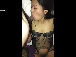 Amateur Asian homemade Sex