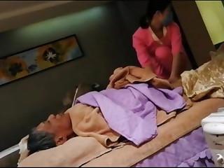 Chinese massage not susceptible quarantine