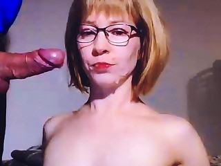 Cumshot stepmom prevalent mouth